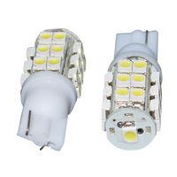 2pcs/lot   501 T10 W5W 25 SMD LED WHITE XENON Look parking bulbs