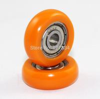 China 4x19x6mm ball bearing work rollers 624z ball bearing window roller