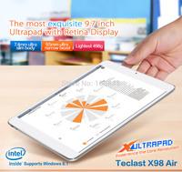 Teclast  X98 air Intel Bay Trail-T 64bit CPU Tablet PC 9.7Inch Retina Screen 2048x1536 Android 4.2 2GB RAM 32GB