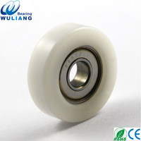China sliding door roller bearings 696z bearing roller 6x23x7mm