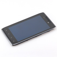 For Motorola Droid Razr XT910  XT912 LCD Touch Screen Assembly with Digitizer Frame, free shipping!!
