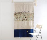 50*145cm natural cotton fabric  ZAKKA cotton hemp linen DIY table cloth decorative cloth,cushion fabric pillow fabric