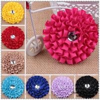 Baby Flower Accessories,DIY Headband Headbnds Flower Children Girls Hair Accessories Flowers Hair Bows,TH050+Free Shipping0cm