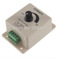 10pcs per lot single color dimmer  switch brightness adjustable control 12v 24v 8A use for led strip light