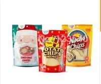 2014 Fashion Korea office & school supplies 3 styles memo nacho chips potato chips christmas cookies
