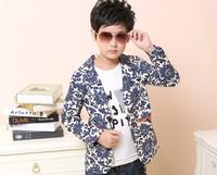 2014 Winter New Fashion Brand Warm Boy Coat Baby Clothing Topolino Spring Autumn Children Coat Boy Jacket Coat Children Outwear