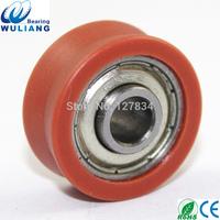 China Top quality v roller v groove roller v roller pulley 6x27x11mm