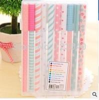 2014 Fashion Korea office & school supplies color pens