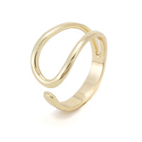 2014 New Gold Elegant Luxury Charm Simple Design Finger Wedding Rings,Wholesale Jewelry Women Rings Free Shipping,christmas gift