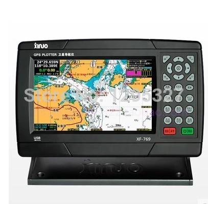 7 дюйм(ов) морской GPS