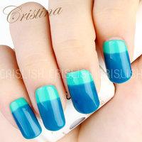2014 FREE SHIPPING Brand Crislish 1 Base+1 Top+2 Color Nail Gel Polish Uv Gel Polish Nail Beauty 15ml DIY Set 16