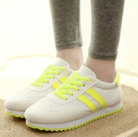 Breathable single shoes casual shoes fashion shoes sport shoes running shoes forrest gump shoes women's shoes