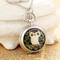 New Reloj De Bolsillo Dress Pocket Necklace Watch Quartz  Steampunk Wholesale Dropship