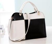 New Arrive Women Hand Bag Women Leather Handbags Designer Brand Bags Women Shoulder Bags Fashion Black H0625