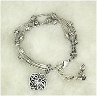Fashion women crystal vintage brighton bracelets,charm friendship bracelets,chain&link bracelets free shiping