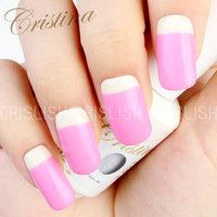GREAT VALUE! Brand Crislish Nail Gel Polish 1 Base+1 Top+2 Color FREE SHIPPING Uv Gel Polish Nail Beauty 15ml DIY Set 19