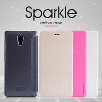 Original Nillkin Sparkle Leather Case for Xiaomi M4 Flip Case  for Xiaomi Mi4