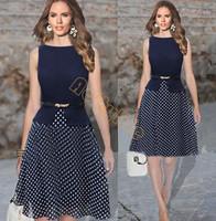 Женская одежда из меха Own brand faux U-1409-0199