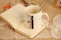 Free Shipping 5pieces/lot Tank Up Tankup Coffee Mug Ceramic Cup
