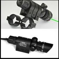 Tactical LED Flashlight Combo Green Laser BOB-G26 BOB-JGSD-G Tactical Green Laser Sight and LED for Picatinny Rail