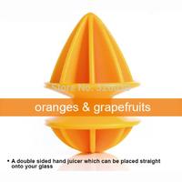 free shipping grapefruits citrus lemons hand  juicer  100pcs/lot