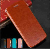 Original Brand MOFI PU Leather Case For Lenovo S960 High Quality 2014 New Flip Mobile Phone Cover For Lenovo S939 Free Shipping