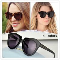 original quality kw sunglasses women brand designer glasses Arrow brand sun glasses for women Retro brand ladies sunglasses