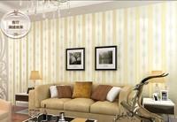 vintage retro luxury wallpaper 2014 new 3D modern striped tile home decor tapete panel de parede roll