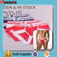 Factory Selling!!! Briefs Men Shorts Men Gay Underwear Sexy Penis Pouch Cuecas SS812B