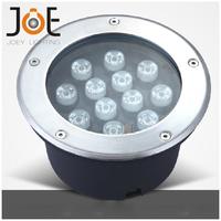 Outdoor 12W LED underground lamps light  ip65  industial gallery lighting  porch Waterproof  garden lights  110V/ 220v 1010