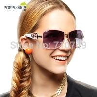 2014 new fashion women's sunglasses,Free shipping fashion UV400 quality PC eyewear,pink style glasses for women 2260