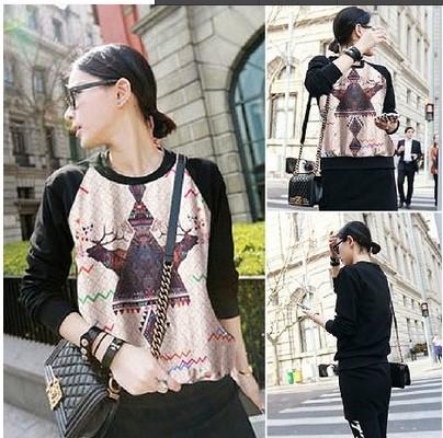Женская футболка TNS o t 007 женское платье tns 2015 o 3909