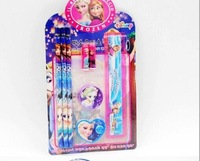 New Arrival Frozen Stationery Set Free Shipping Students Gift Free Shipping