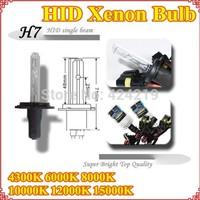 Free shipping 1pair  12V 24V 35W AC hid xenon bulb H1 H3 H7 H11 9005 9006 9007