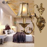 Free Shipping! Fashion copper wall lamp living room nb8529-01.