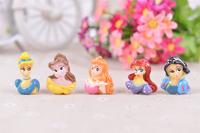 Free Shipping 20PCS/Lots Very Hot and Kawaii Resin Cartoon princess cabochons FOY DIY