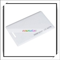 Free Shipping,125KHZ ID Proximity Card White,Good and High Quality,21000769