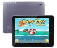 Free Shipping Allwinner A23 7 Inch Android Tablet PC Q88 Dual Core Android 4.2 WIFI 512MB 4GB Dual Camera