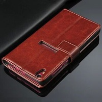 2014 New arrival! With Stand Holder Luxury flip leather Wallet Case For Lenovo S850 With Card Slot Free shipping