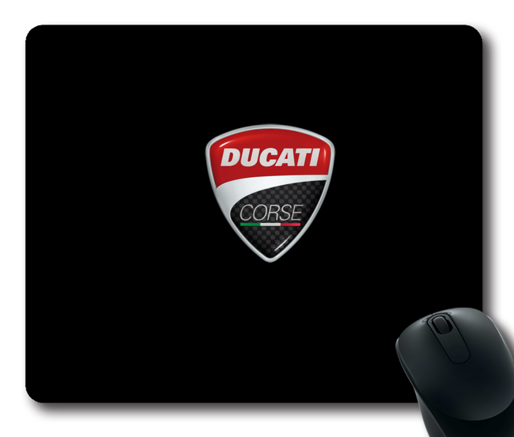 Ducati Car Logo Mouse Pad,Mouse Mat,Gaming Mouse Pad(China (Mainland))