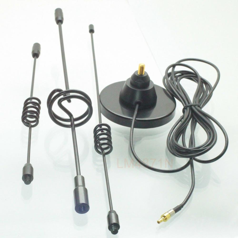 Antenna 3G 9dBi GSM CDMA WCDMA CRC9 plug cable for Verizon USB modem(China (Mainland))