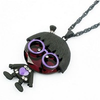 Hot sale Women jewelry Trend Urgly Betty Doll Pendant Necklace Fashion Doll Necklace female's necklace Charms Necklace