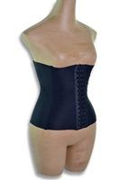 2014 Classic Black colors Waist Cinchers 3 lines Hooks Girdle Corsets Bustiers Firm Waist Trimmer Plus Body shapers Belt