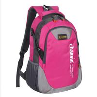 2014 Outdoor travel bags women schoolbag folding ride backpack printing ultra-light waterproof nylon mountaineering bag