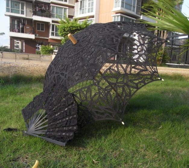 Свадебный зонтик Bellebeauty H108s