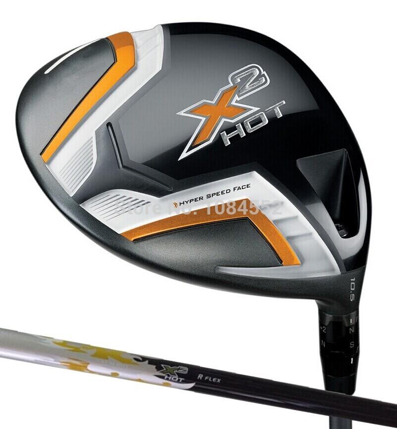 клюшка для гольфа New X 10.5loft 2 , 1 x2 hot original shaft клюшка для гольфа nike 2 0 vrs