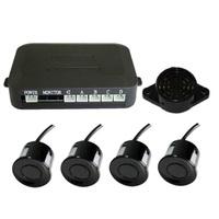 Simple Car Parking Sensor Reverse Backup Radar System, Auto Reversing Detector, Dual Core CPU