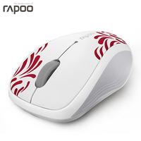 High Quality 5.8G Wireless Rapoo 3100P Mouse Enhanced Version 1000dpi 3 Keys Mice Free Shipping