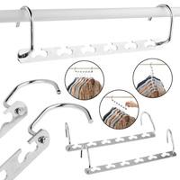 Useful 2 Pcs Pack  Hanger Cascader Wonder Hanger Platinum  Hooks Hangers & Racks