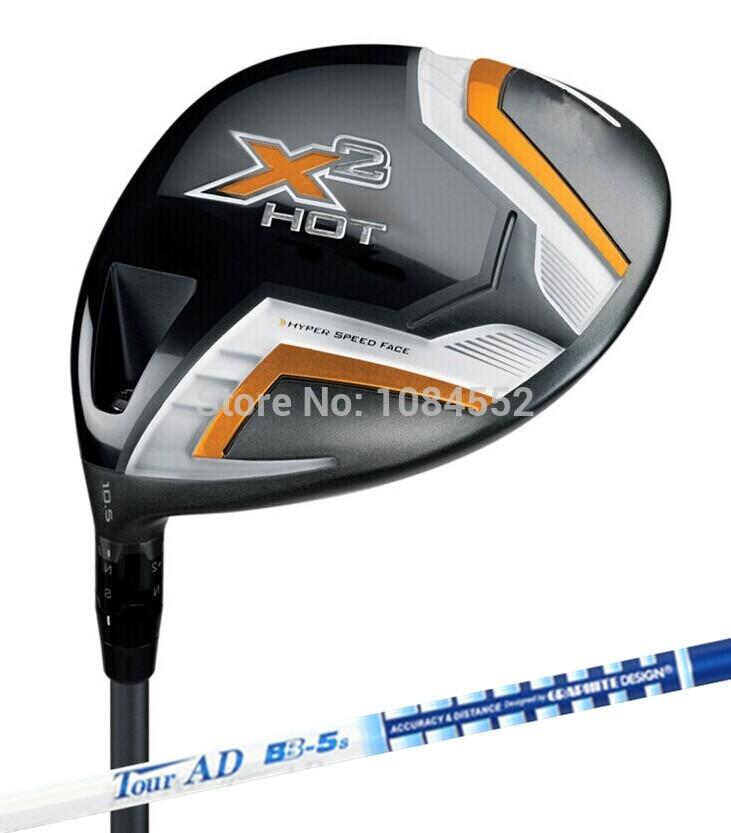все цены на клюшка для гольфа New X 2 9.5loft bb/5 R1 , 1 tour ad bb-5